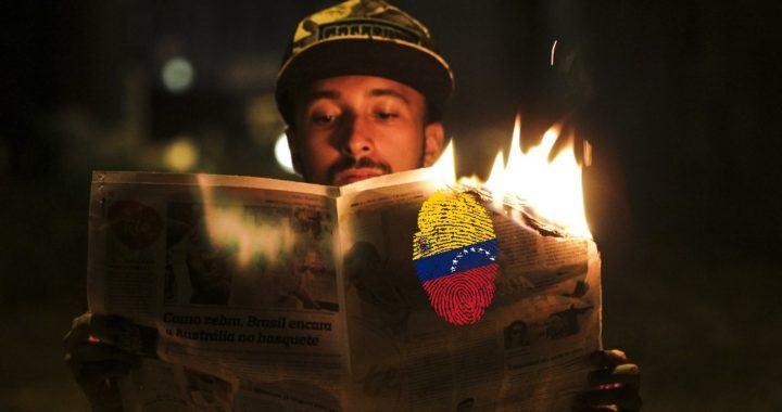 news, zprávy, pandemie, USA, Venezuela, noviny, oheň, krize, ekonomika