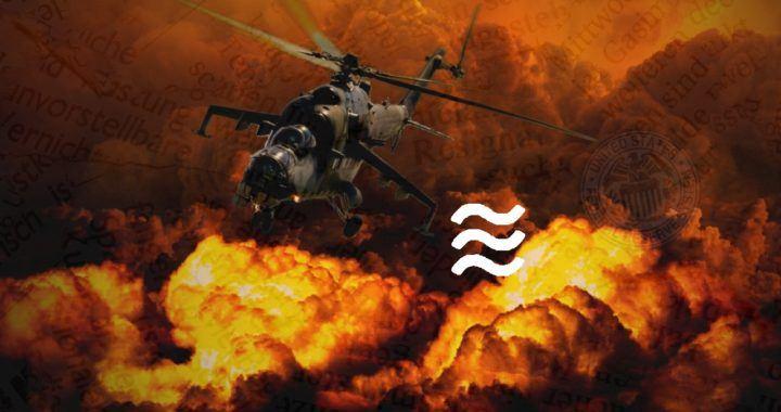 sppn, kryptozprávy, kryptonovinky, sppn, hodler, libra, válka, digitální, vrtulník, oheň, fed