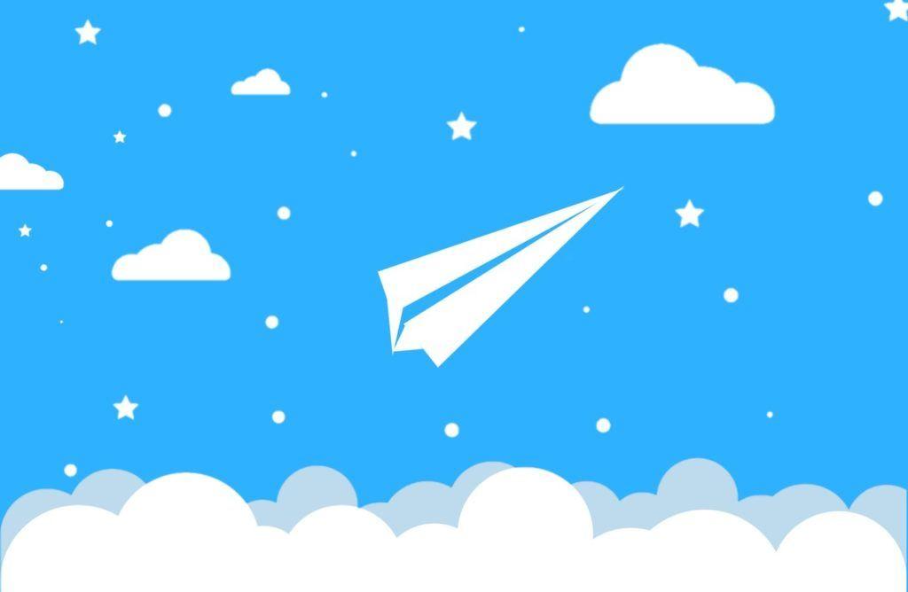 telegram, TON