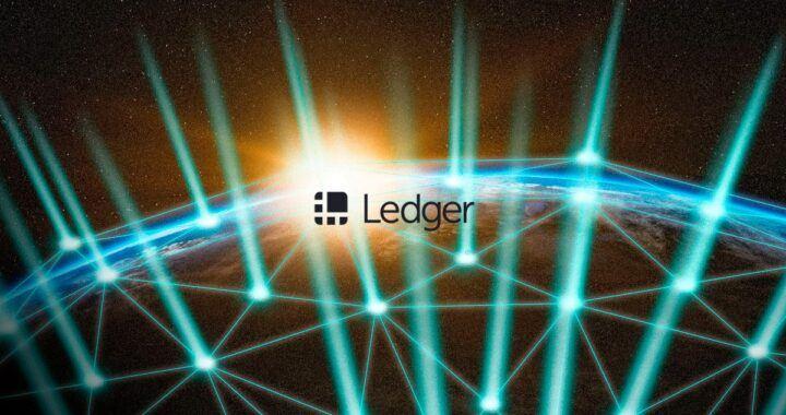 ledger, peněženka, hw, hardware, hardwarové, decentralizované
