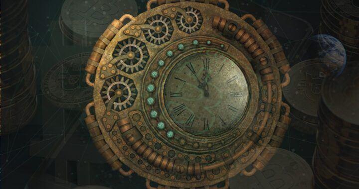 Patoshi, Bitcoin, čas