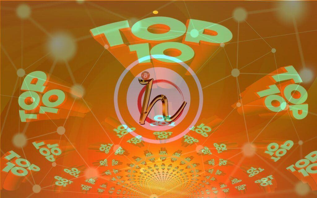 TOP10, KryptoHodler.cz, Hodler, kryptohodler, krypto hodler
