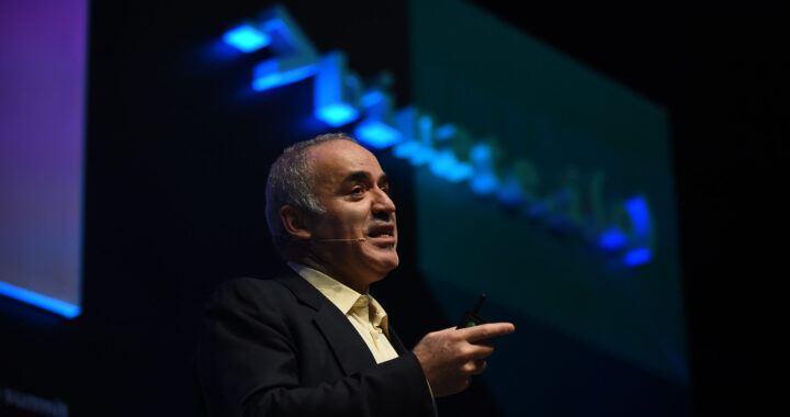Garry Kasparov, krypto, šachista, šachy, mistr