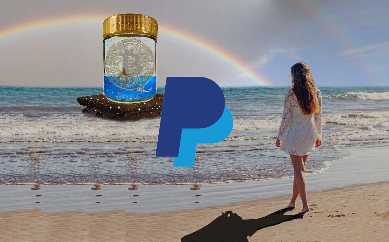 változtassa meg a bitcoint a paypal-hoz