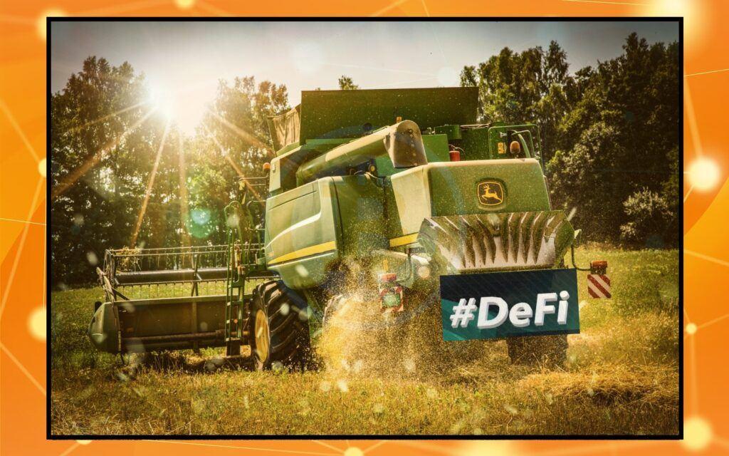 Yield Farming, DeFi, výnosové zemědělství