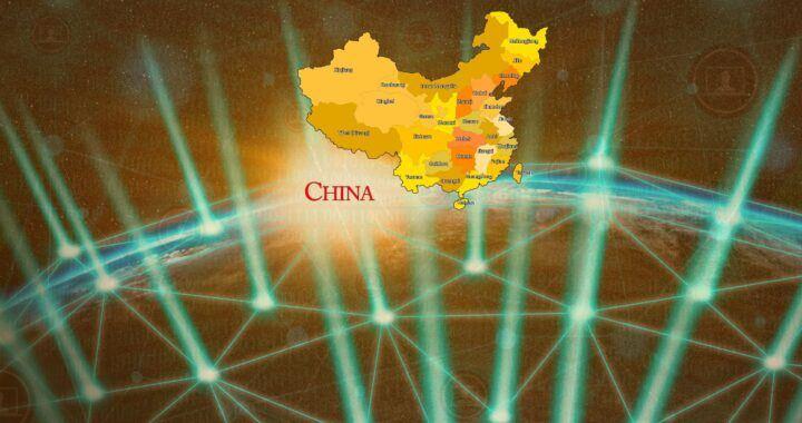 Solečností, společnosti, krypto, crypto, mapa, China, Čína, blockchain