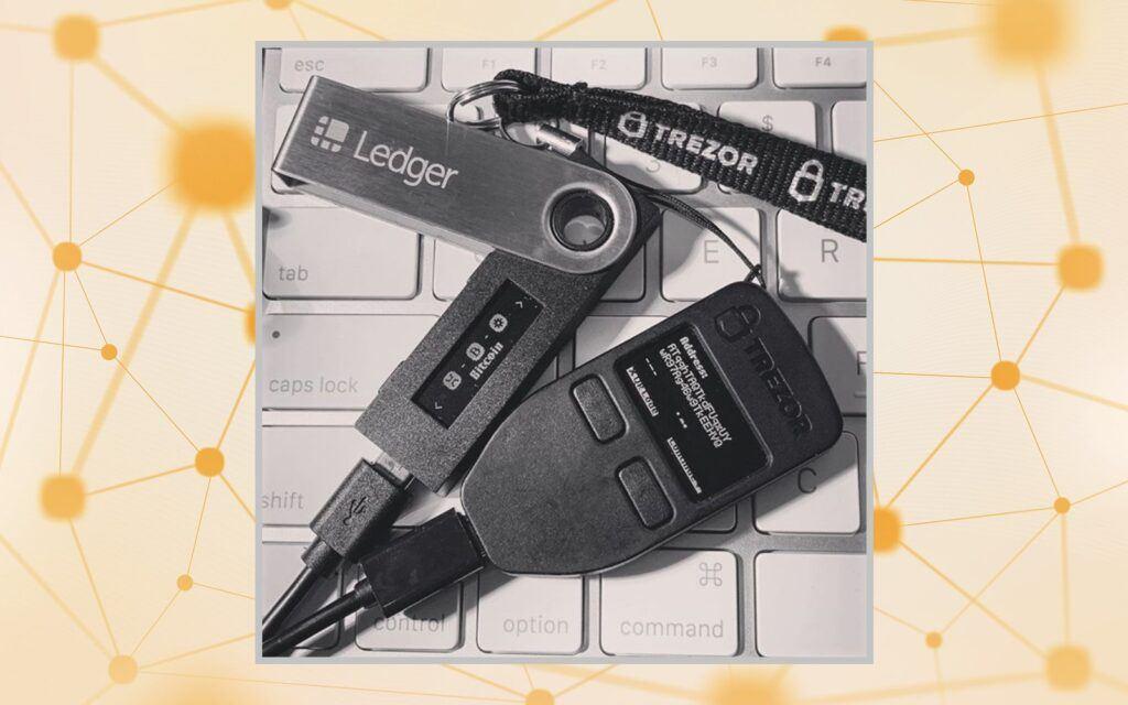 Hardwarová peněženka, Trezor, Ledger