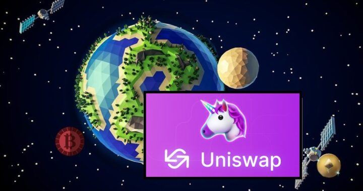 Uniswap, DeX, decentralizovaná burza, jak, návod, tokeny, krypto, krypto online svet