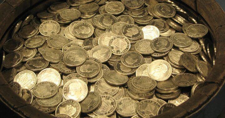 peníze, poklad, mince, money, přemýšlet, správně