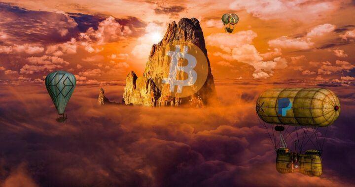 Kryptohodler, nakumulovala, Paypalu, paypal, Bitcoin, Grayscale