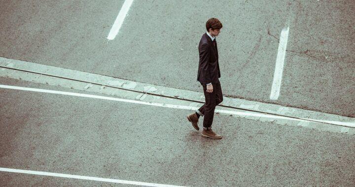 defi, sám, ulice, vývojář