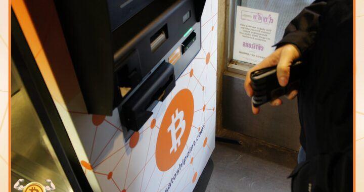 Bitcoin, ATM, bankomat, základy kryptoměn,rypto mat, bitcoin atm