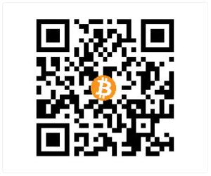 podpoř kryptohodler, bitcoin qr, qr, kod, daruj, donate, podpořit, darovat, donate button, daruj, dar