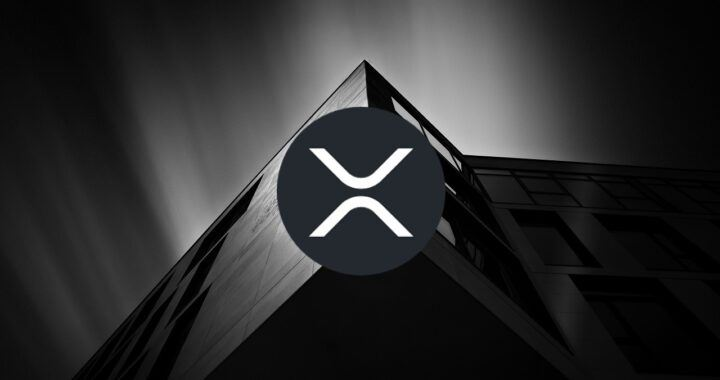 xrp, ripple, temný, logo