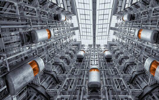 výtah, nahoru, sci-fi, futuristický, up,