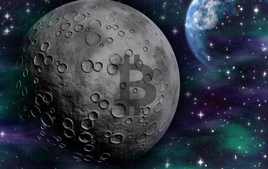 btc, bitcoin, ath, moon, měsíc, space, vesmír, to the moon, výplachu, ath,