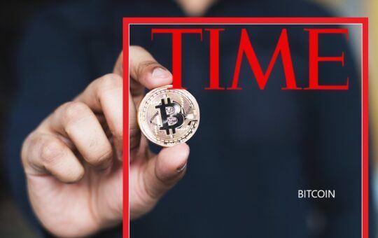 TIME, magazín,