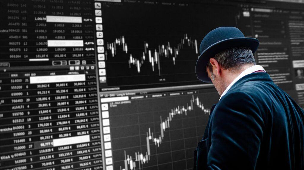 NYSE, trading, trader, burzy