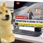"""Dogecoin poletí v roce 2022 """"doslova na Měsíc!"""" – Na oběžnou dráhu ho doparví SpaceX"""