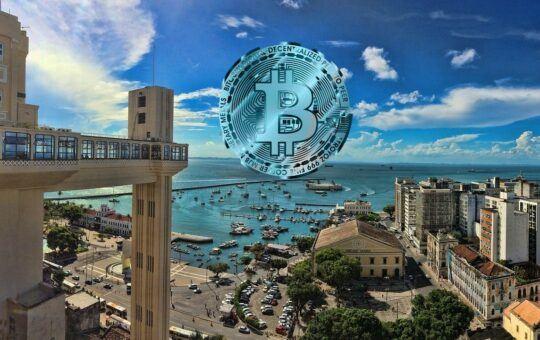 Salvador, btc, Bitcoin, el salvador