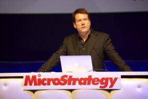 Michael Saylor, Microstrategy