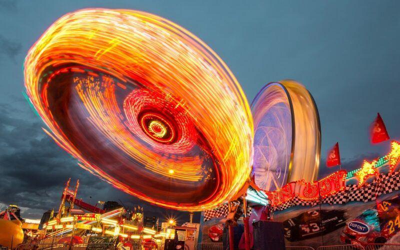 wheel, kolo, centryfuga, kolotoče, zábavní park
