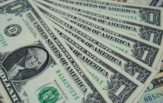 dolar, papíry, dluh, daně, usa, bankovky